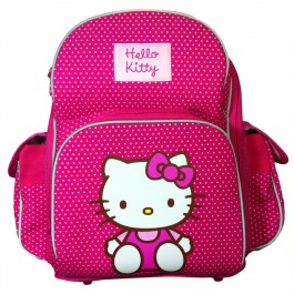 ghiozdan ergonomic hello kitty fata