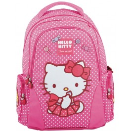Ghiozdan Hello Kitty Sweet