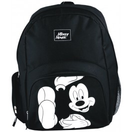 Ghiozdan Mickey Mouse Black