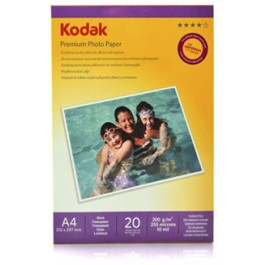 Hartie foto Kodak Glossy A4 200g 20 coli