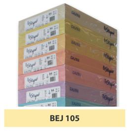 Hartie colorata A4 80g Favini 105 - bej