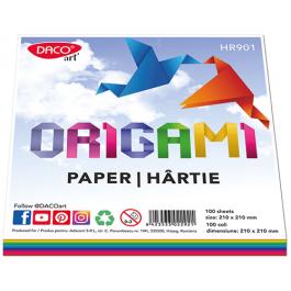 Hartie origami 21cm x 21cm