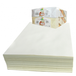 Hartie texturata A4 80g 500 coli - alba