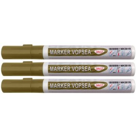 marker vopsea aurie daco