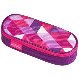 Penar necessaire Herlitz Pink Cubes