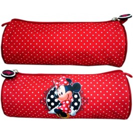 penar tubular minnie rosu