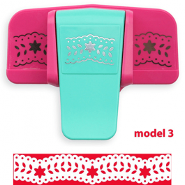 Perforator bordura continua PFB201 - model 3
