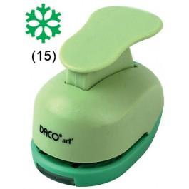 Perforator cu model 1.8 cm Fulg de nea (15)