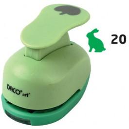 Perforator cu model 1.8 cm Iepure (20)`