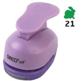 Perforator cu model 2.5 cm - Iepure (21)