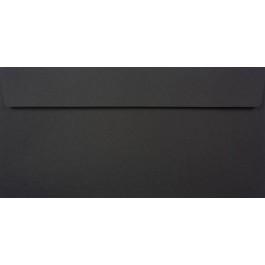 Plic colorat DL 120g/mp - negru 25buc/set