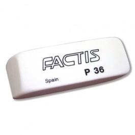 radiera plastic Factis P36
