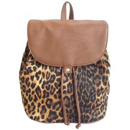 Rucsac Oxigen Vintage Leopard
