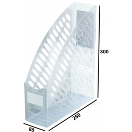 Suport documente vertical - Transparent