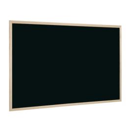 Tabla neagra cu rama 40x30 cm