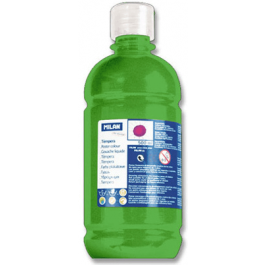 tempera milan Verde Deschis 500ml
