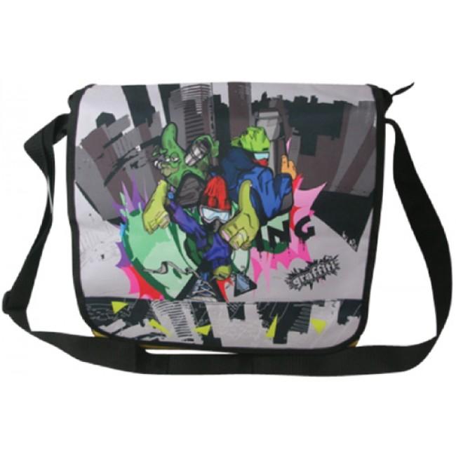 geanta de umar graffiti  magazinbiroticaro