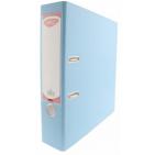 Biblioraft plastifiat 7.5 cm Daco Bleu