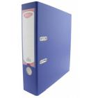 Biblioraft plastifiat 7.5 cm Daco Albastru