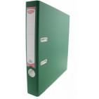 Biblioraft plastifiat ingust 5 cm Daco Verde