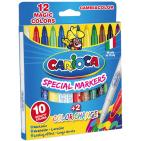 Carioci Carioca Magic 10+2 schimba culoarea