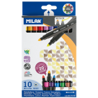 Carioci Milan Bicolore 20 culori