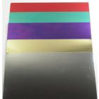 Carton oglinda A4 270g 5 culori