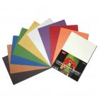 Carton metalizat A4 120g 10 culori
