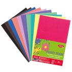 Hartie gumata 10 culori Daco