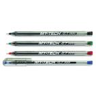 Pix My-Tech Pensan 0.7mm - albastru, negru, rosu, verde