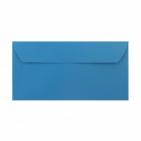 Plic colorat DL 120g/mp - albastru