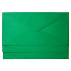 Plic colorat DL 80g/mp verde inchis 25buc/set
