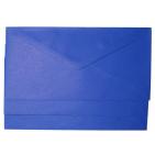 Plic colorat DL 80g/mp albastru indigo 25buc/set