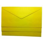 Plic colorat DL 80g/mp galben 25buc/set