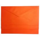 Plic colorat DL 80g/mp portocaliu 25buc/set