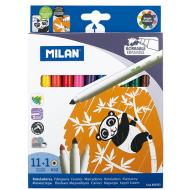 Carioci Milan 11+1 care sterge