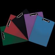 Clipboard A5 Daco simplu - albastru,mov,negru,rosu,verde