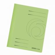 Dosar sina carton Herlitz EOTG A4 - verde