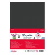 Folie magnetica autoadeziva A4 Memolel
