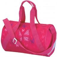 Geanta sport Herlitz Flexi Pink Butterfly
