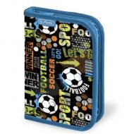 Penar neechipat Herlitz 1 fermoar Soccer