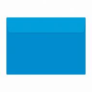 Plic colorat 13x18 cm 120g/mp - albastru