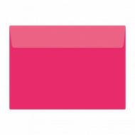 Plic colorat 13x18 cm 120g/mp - roz fucsia