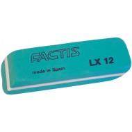 radiera plastic factis lx12