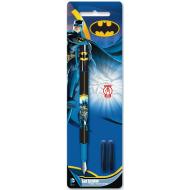 Stilou scolar iridium Batman
