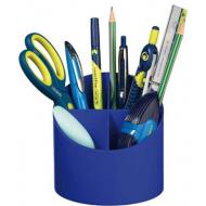 Suport Herlitz instrumente de scris Albastru