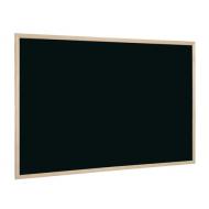Tabla neagra cu rama 60x40 cm