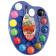 Acuarele paleta 12 culori Vedeta Daco