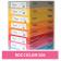 Carton colorat A4 160g Favini 206 - roz ciclam
