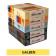 Carton colorat A4 160g - galben